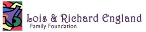 lois and richard england family foundation logo