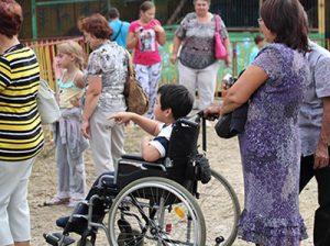 TogliattiAzot program for adopting disabled children