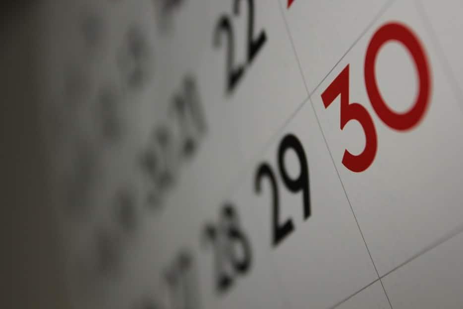 calendar year donations