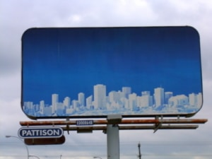 Billboard - Charity tips