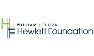 The William & Flora Hewlett Foundation