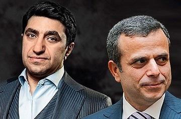 God Nisanov and Zarakh Iliev
